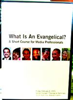 What Is An Evangelical?